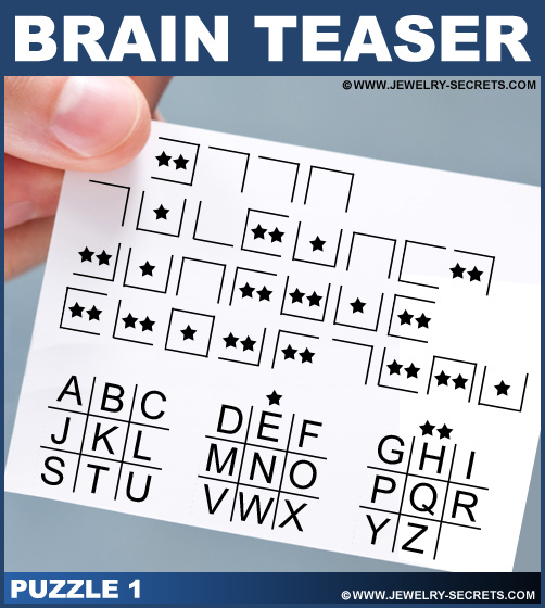 Brain Teasers Picture Puzzles Brain Teaser Puzzle 1