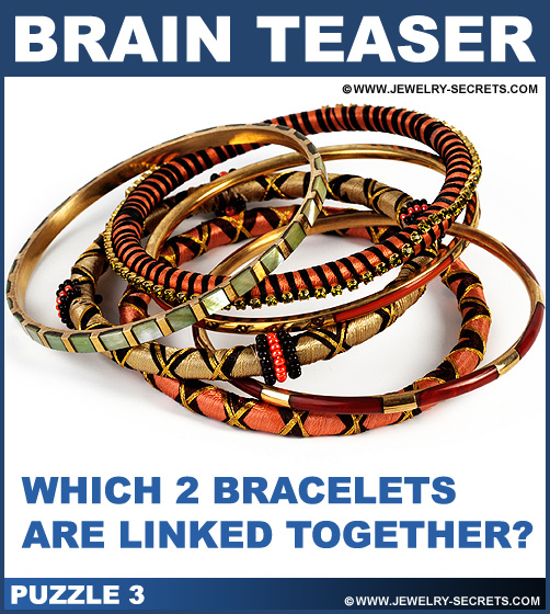 Brain Teaser Puzzle 3
