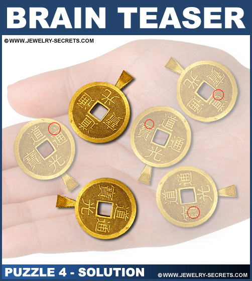Brain Teaser Puzzle 4 Solution