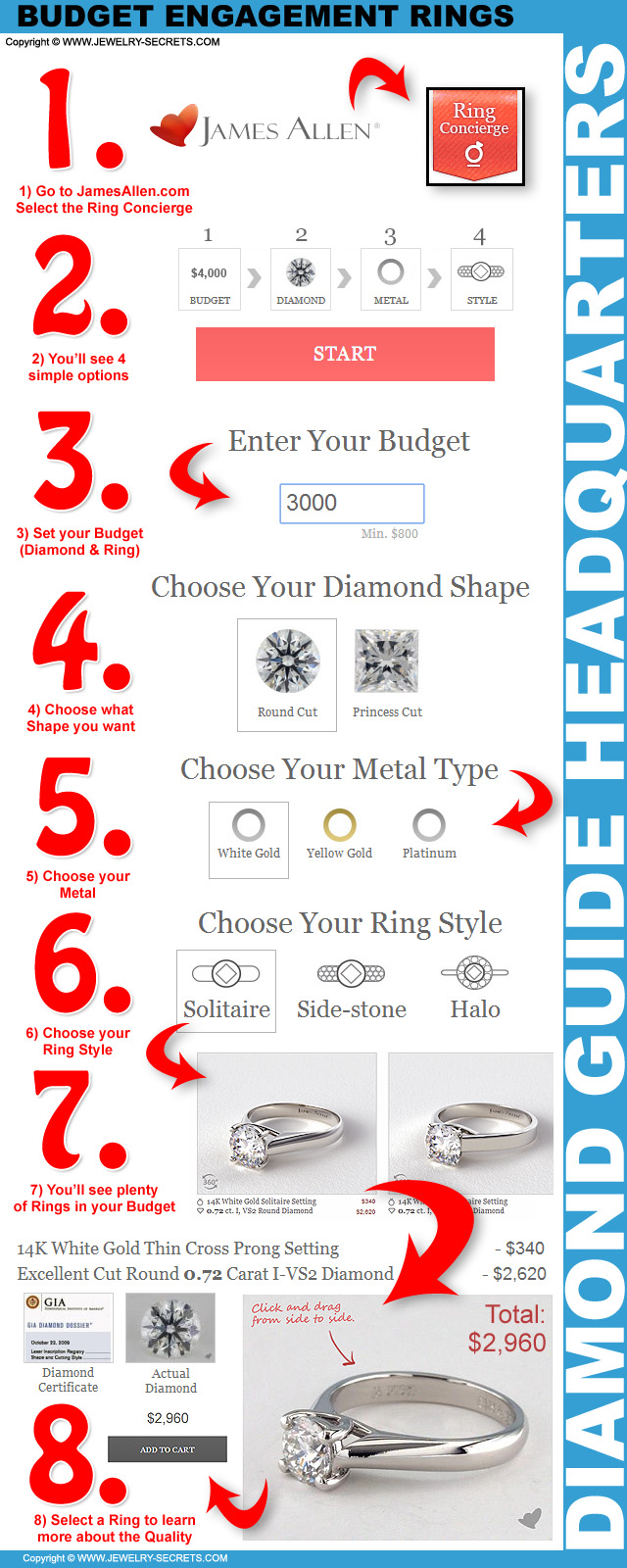 pave budget round ring buying gray to engagement guide micro colored rings b naturally diamond