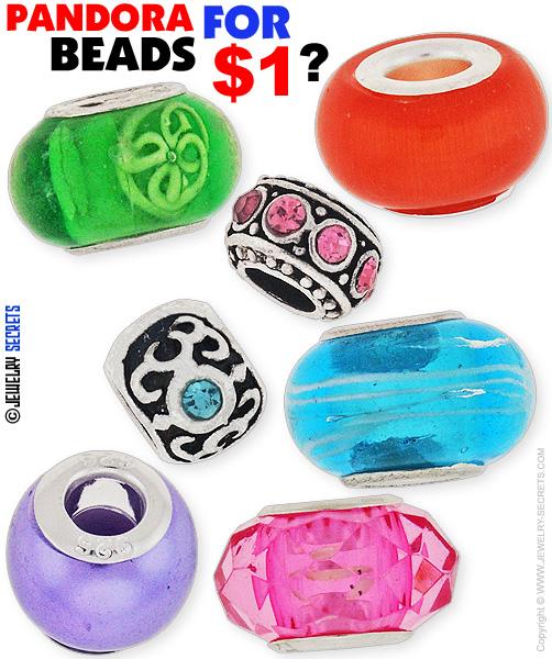 Cheap Pandora Beads