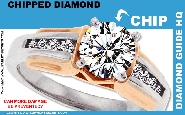 Chipped Diamond Prevention
