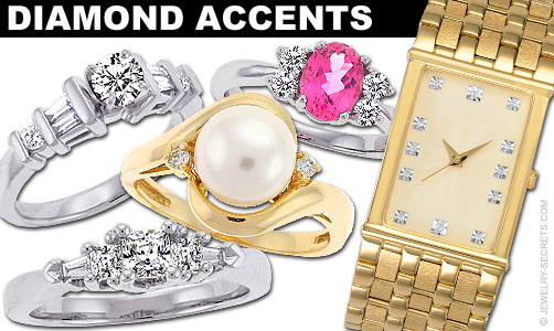 What Are Diamond Accents Jewelry Secrets
