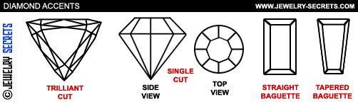 Diamond Accent Diamonds