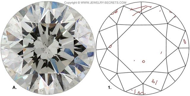 Diamond Clarity Match Game 1