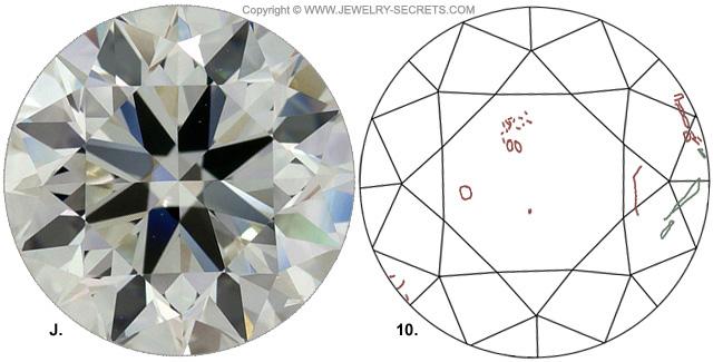 Diamond Clarity Match Game 10