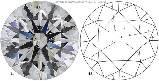Diamond Clarity Match Game 12