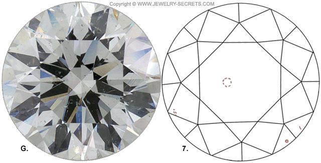 Diamond Clarity Match Game 7