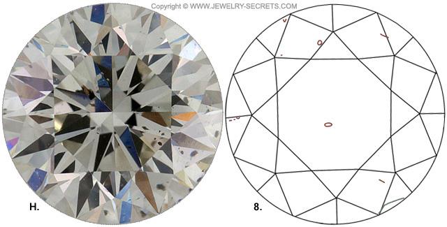 Diamond Clarity Match Game 8