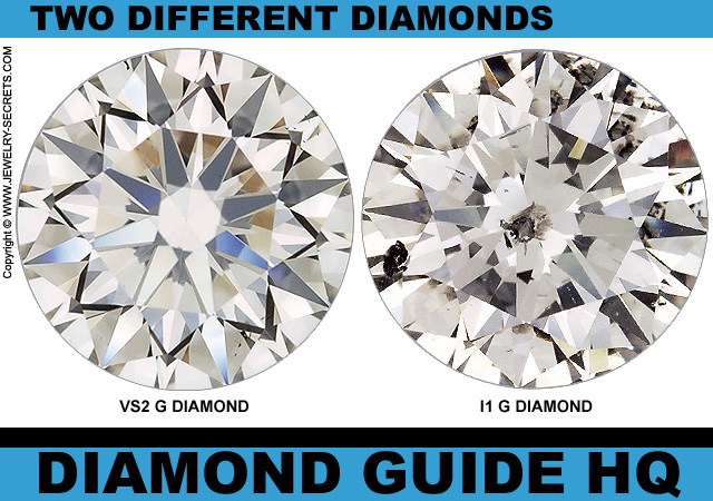 Diamonds Are All Different