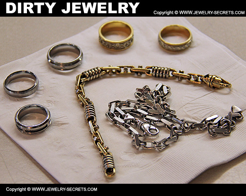 Dirty Jewelry