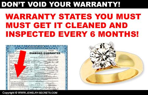 Dont Void The Diamond Warranty