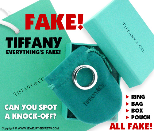 Fake Tiffany Jewelry