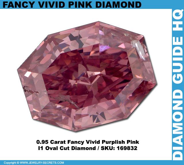 Fancy Vivid Pink Diamond!