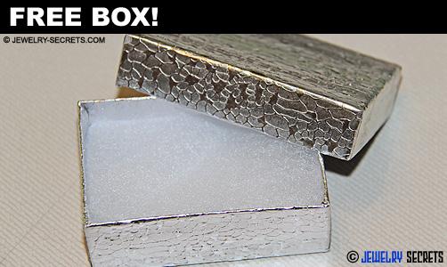 Free Jewelry Ring Box