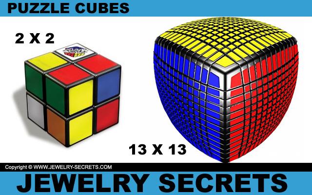 Fun Puzzle Cubes