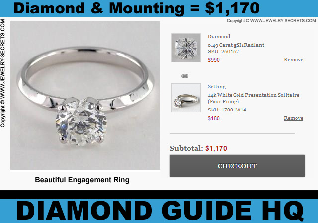 Get Engaged For Cheap!