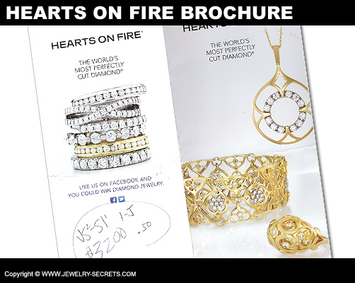 Hearts On Fire Brochure
