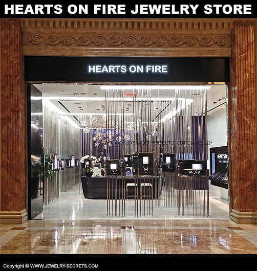 Hearts On Fire Jewelry Store Las Vegas