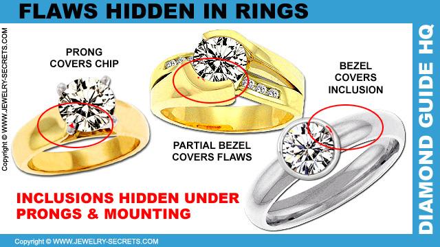 Hide Diamond Inclusions