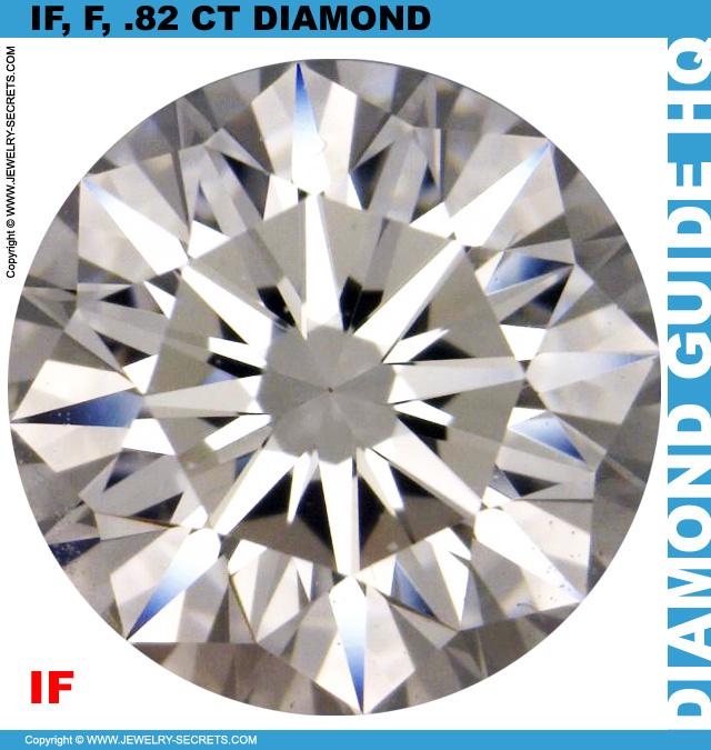 IF F Loose Brilliant Cut Diamond Deal
