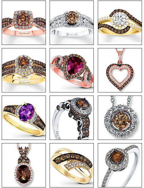 Kay Jewelers Chocolate Diamonds