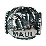 Maui Charm Bead
