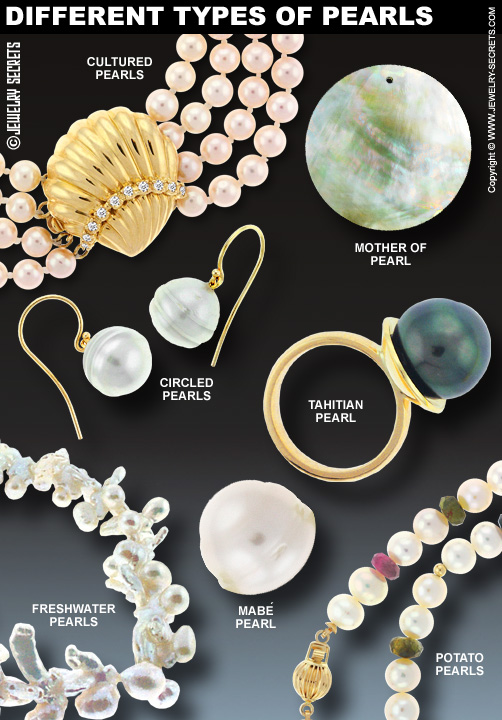 Pearl Gemstone The Birthstone For June Jewelry Secrets