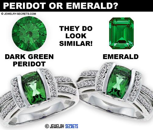Peridot Can Look Just Like An Emerald