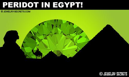 Peridot Gemstone In Egypt