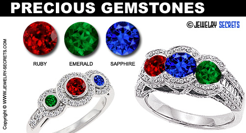 The 3 Precious Gemstones
