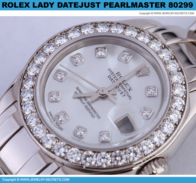 Rolex Lady Datejust Pearlmaster 80299