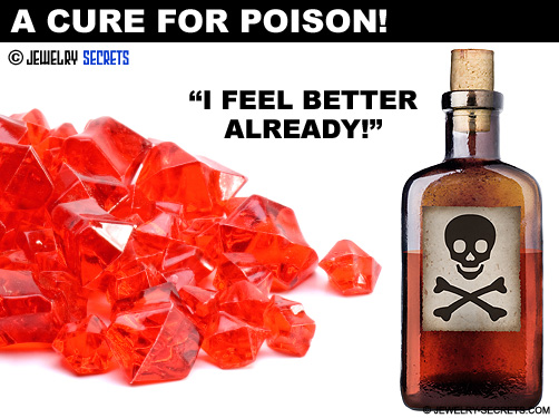 Ruby Is A Cure For Poison