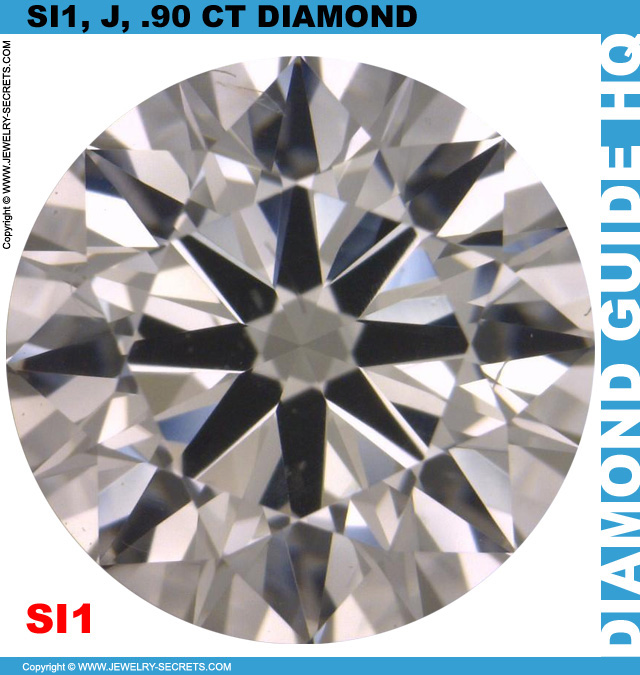 SI1 J Certified Brilliant Diamond Deal