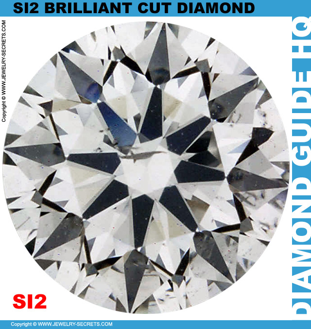 SI2 G Certified Brilliant Cut Diamond