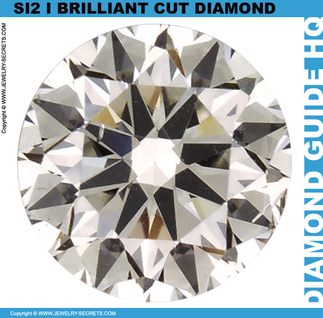 SI2 I Brilliant Cut Diamond Deal