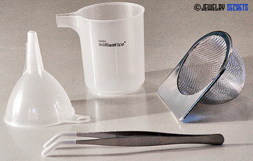 Jewelry Steam Cleaner Accessories