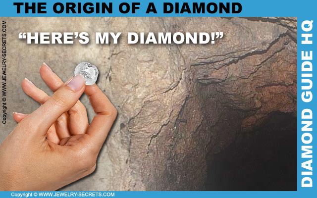 The Origin Of A Diamond