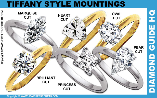 Tiffany Diamond Engagement Rings