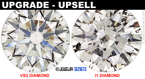 Upgrade Upsell Diamonds