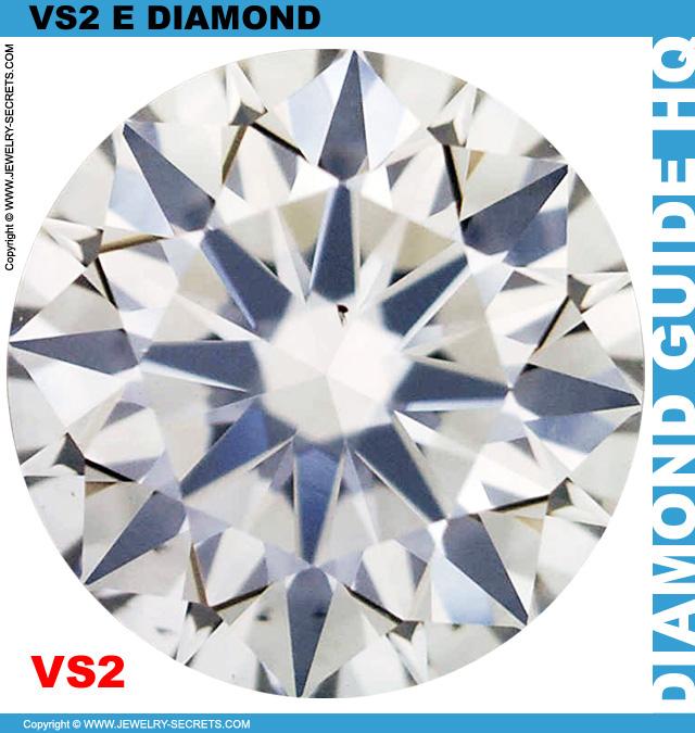 .90 Carat VS2 E Ideal Cut Round Diamond