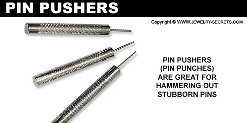Watch Pin Pushers