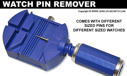 Watch Pin Remover Tool