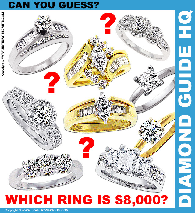 Whats An 8 Thousand Dollar Ring Look Like