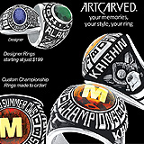 ArtCarved Sample Ad