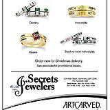 ArtCarved Stackables Sample Ad