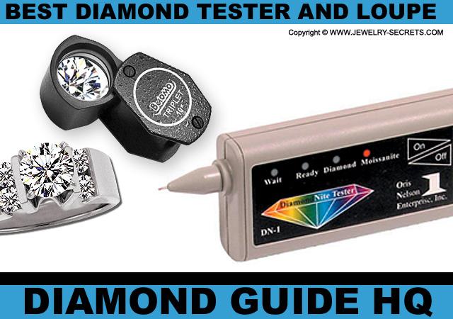 Best Electronic Tester Jewelry : Jeweler s loupes diamond testers jewelry secrets