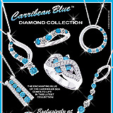 Carribean Blue Diamond Sample Ad