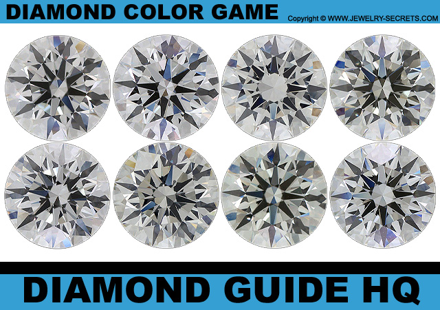 Diamond Color Game!