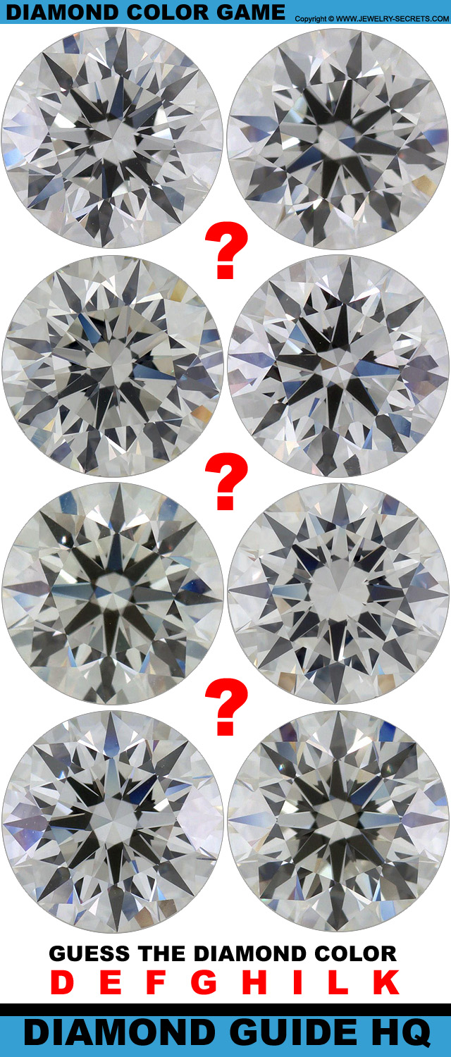 Diamond Color Matching Game!